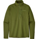 Patagonia R1 Pullover Men Sprouted Green
